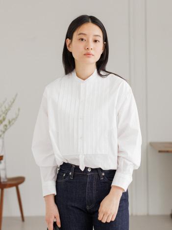 【Alltid】ブザムシャツ