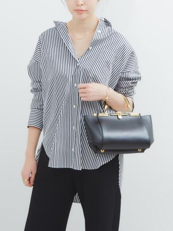 【COCUCA】ベーシックシャツ