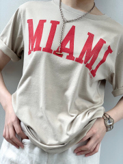 【COCUCA】マイアミTシャツ
