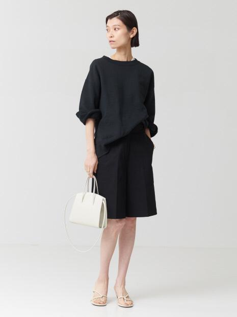 【COCUCA】裏毛クルーネックスウェット【予約】