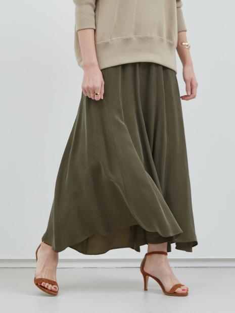 【COCUCA】マキシスカート
