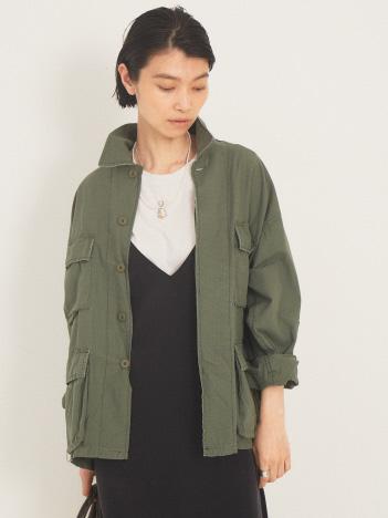 ROTHCO:えり付きミリタリーシャツジャケット
