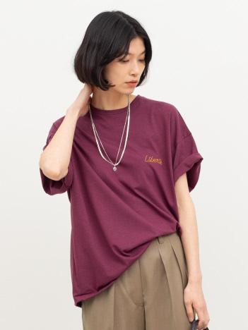 【Couture d'Adam】カレッジTシャツ