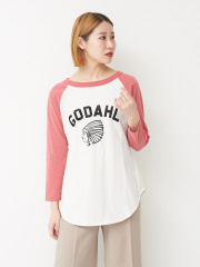 【REMI RELIEF/別注】GODAHL SP加工Tシャツ