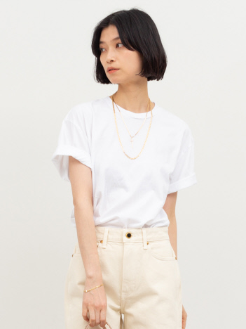 THE STORE by C' - 【CITIZENS of HUMANITY】EVERYDAY CLASSIC SHORT SLEE Tシャツ