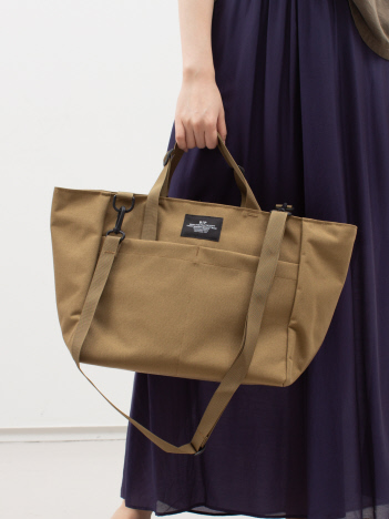 THE STORE by C' - 【BAGS IN PROGRESS】キャリーオントートバッグ