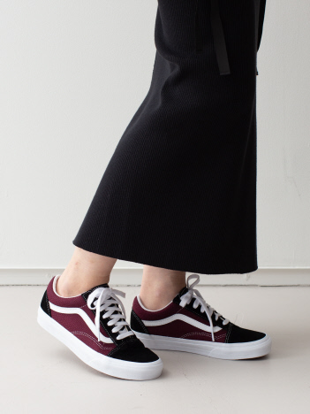 【VANS】OLD SKOOL BLK