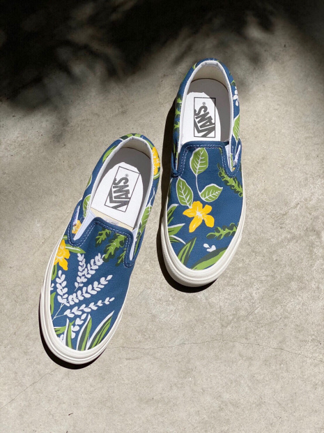 【VANS】CLASSIC SLIP-ON DX