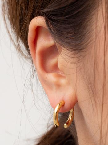 【MARIA BLACK】Broken 18 Earring GLD