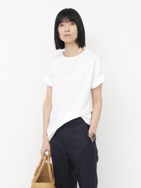 【COCUCA】ボタニカルダイTシャツ【予約】