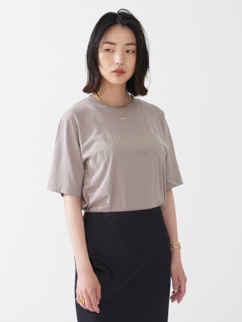 THE STORE by C' - 【COCUCA】フロッキーTシャツ