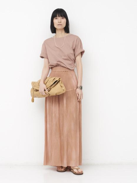 【COCUCA】ムラ染めスカート
