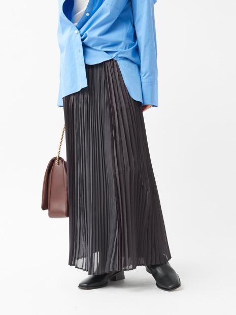 【COCUCA】プリーツスカート