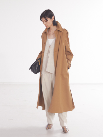 THE STORE by C' - 【Maria McManus】Trench Coat