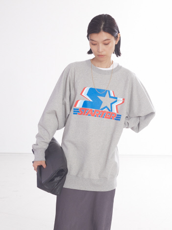 THE STORE by C' - 【Couture d'Adam】STARTER スウェット