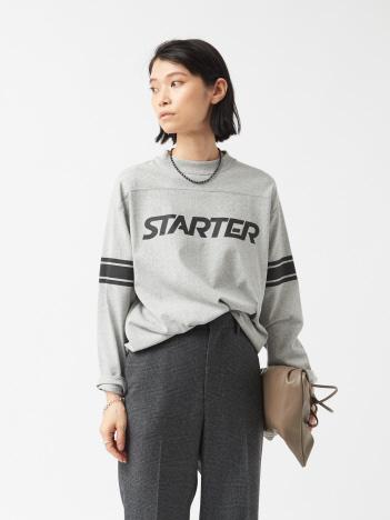 【Couture d'Adam】STARTER ロングスリーブTシャツ