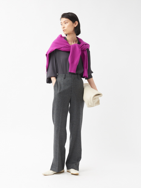 【Couture d Adam】GLENCHECK TROUSERS