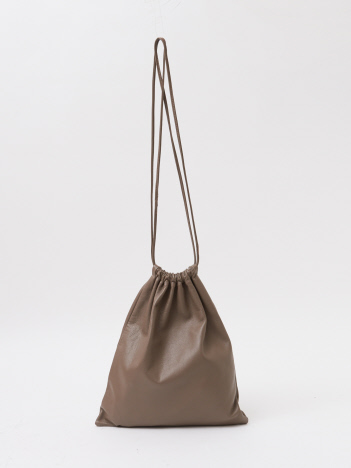 THE STORE by C' - 【MODERN WEAVING】LAMB CONVERTIBLE TOTE / ドロストバッグ