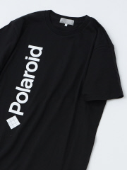 ABAHOUSE - 【展開店舗限定】【POLAROID】両面プリントTシャツ【予約】