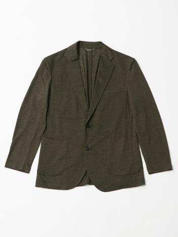 ABAHOUSE - 【展開店舗限定】リネンジャージジャケット