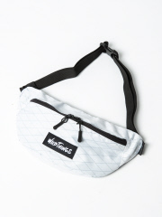 ABAHOUSE - 【展開店舗限定】【WILDTHINGS】X-PAC NYLON ウエストバッグ