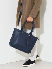 ABAHOUSE - 【展開店舗限定】G.D.N レザートートバッグ