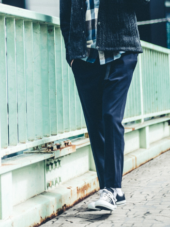 ABAHOUSE - 【展開店舗限定】ポンチクライミングパンツ