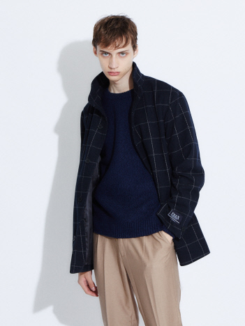【展開店舗限定】FREX スタンドカラー コート
