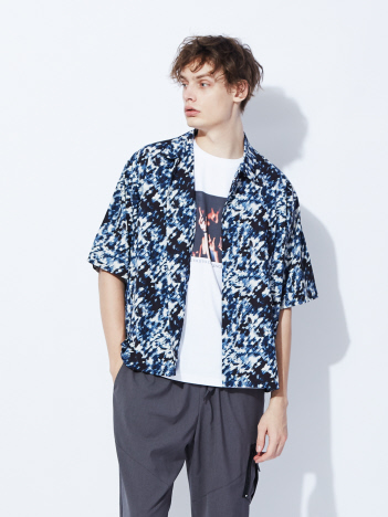 OUTLET (MEN'S) - 【MYSELF ABAHOUSE】ビックシルエット アロハシャツ