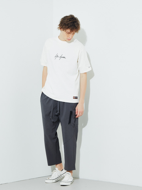 【別注/MYSELF ABAHOUSE】newhattan ヘビーオンス Tシャツ