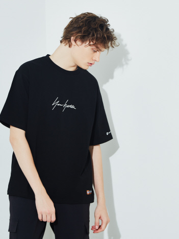 ABAHOUSE - 【別注/MYSELF ABAHOUSE】newhattan ヘビーオンス Tシャツ