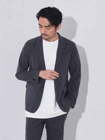ABAHOUSE GRAY - 【展開店舗限定/セットアップ対応】Carreman ジャケット