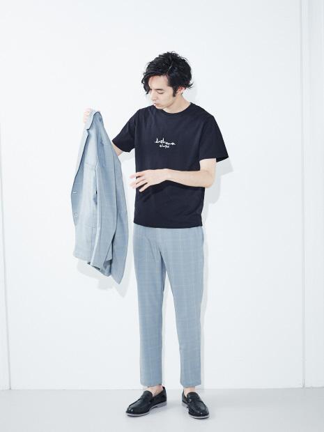 【展開店舗限定】CITY刺繍 半袖Tシャツ