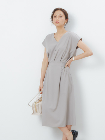 【2WAY】ecru スカートセットアップ
