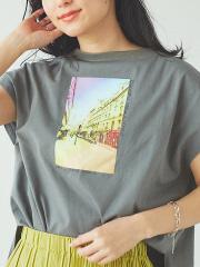 【EC先行予約】カラーフォトTシャツ【予約】