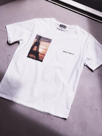 ABAHOUSE GRAY - 【展開店舗限定】CITY フォト 半袖 Tシャツ