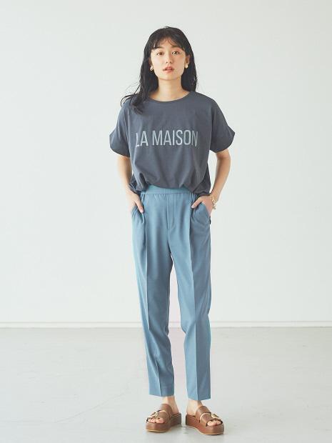【販売店舗限定】ワイドビッグロゴTシャツ